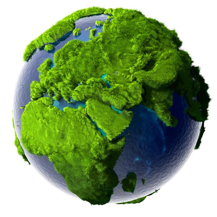 Eurooffice - Środowisko naturalne