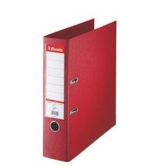 Segregator ESSELTE Plus A4/80mm czerwony