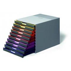 Zestaw szuflad DURABLE 10 szuflad