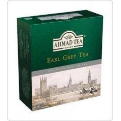 Herbata ekspresowa AHMAD Earl Grey 100szt.