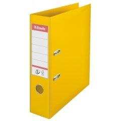Segregator ESSELTE No. 1 Power A4/75mm żółty 811310