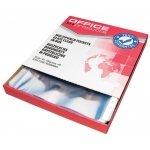 Koszulka na dokumenty Office Products krystaliczna w kartonie 55mic 100szt.